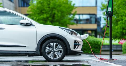 The World's Top Five Electric Car Companies