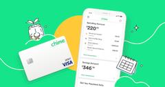 Chime debit card and app