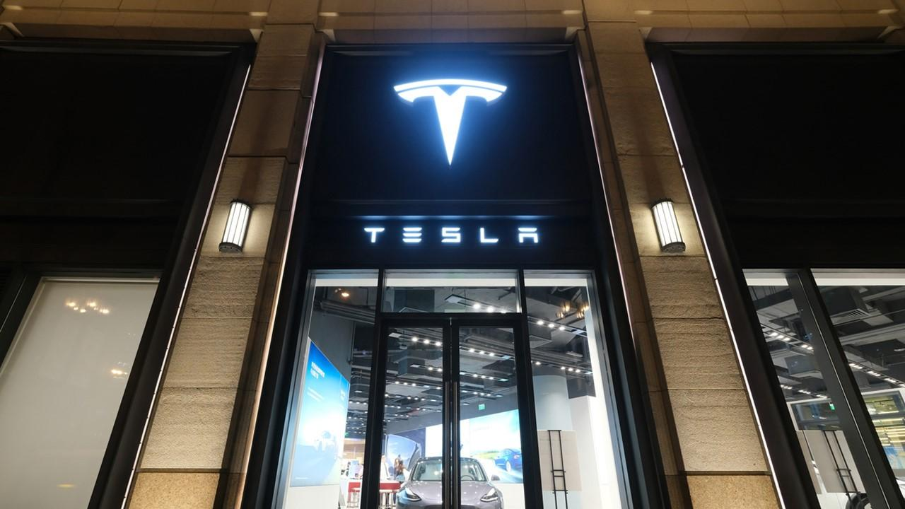 why is tesla stock price rising