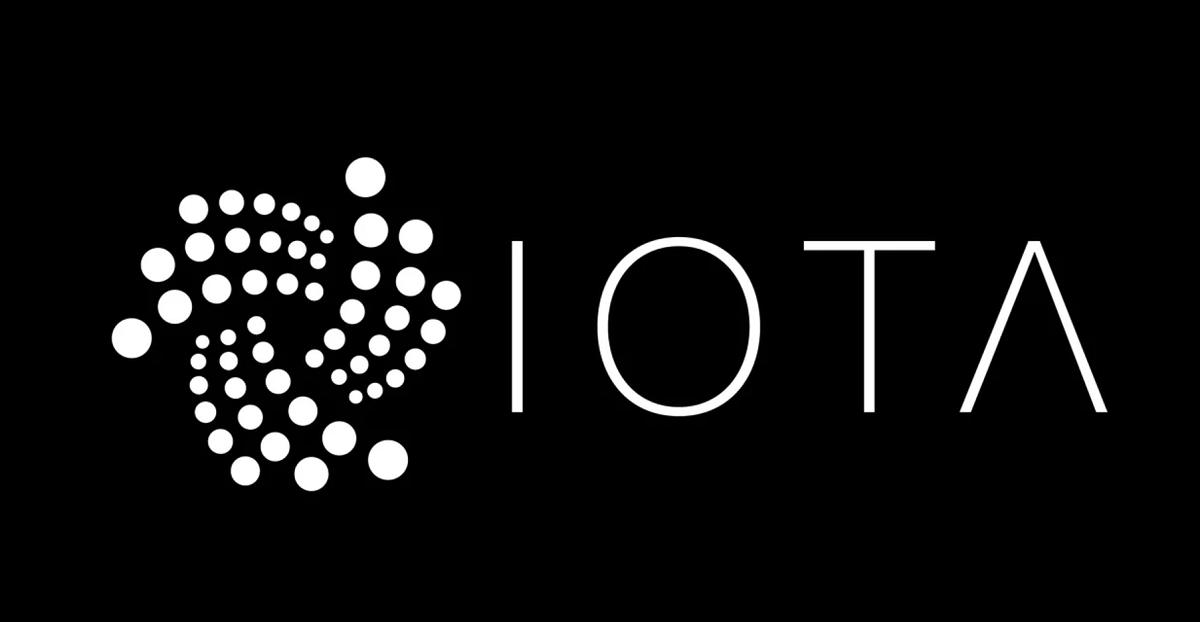 The IOTA logo