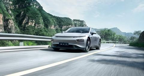 Xpeng electric vehicles