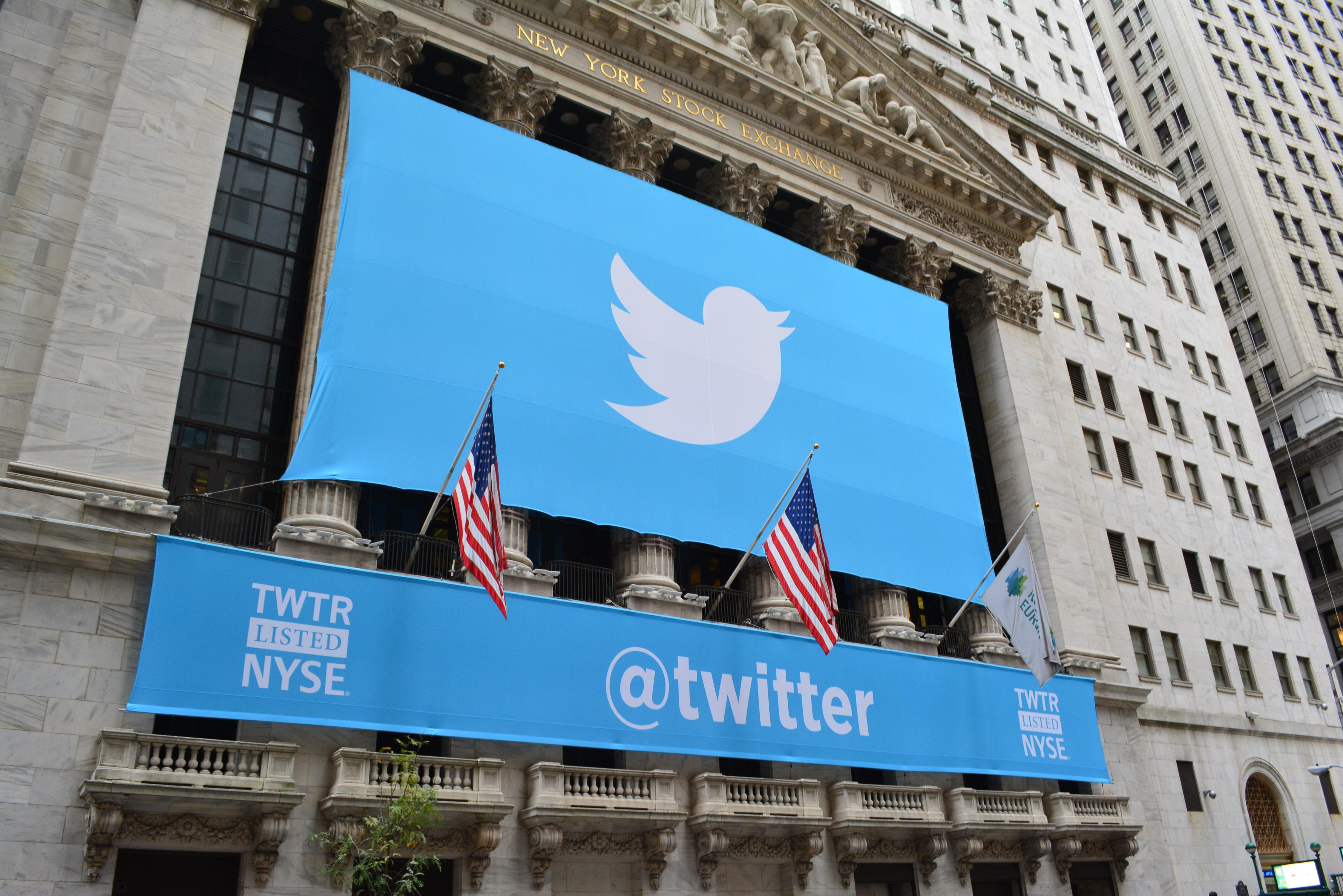 Why Is Twitter Stock Going Up