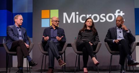 assemblée annuelle des actionnaires de Microsoft