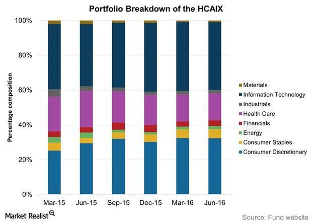 uploads///Portfolio Breakdown of the HCAIX