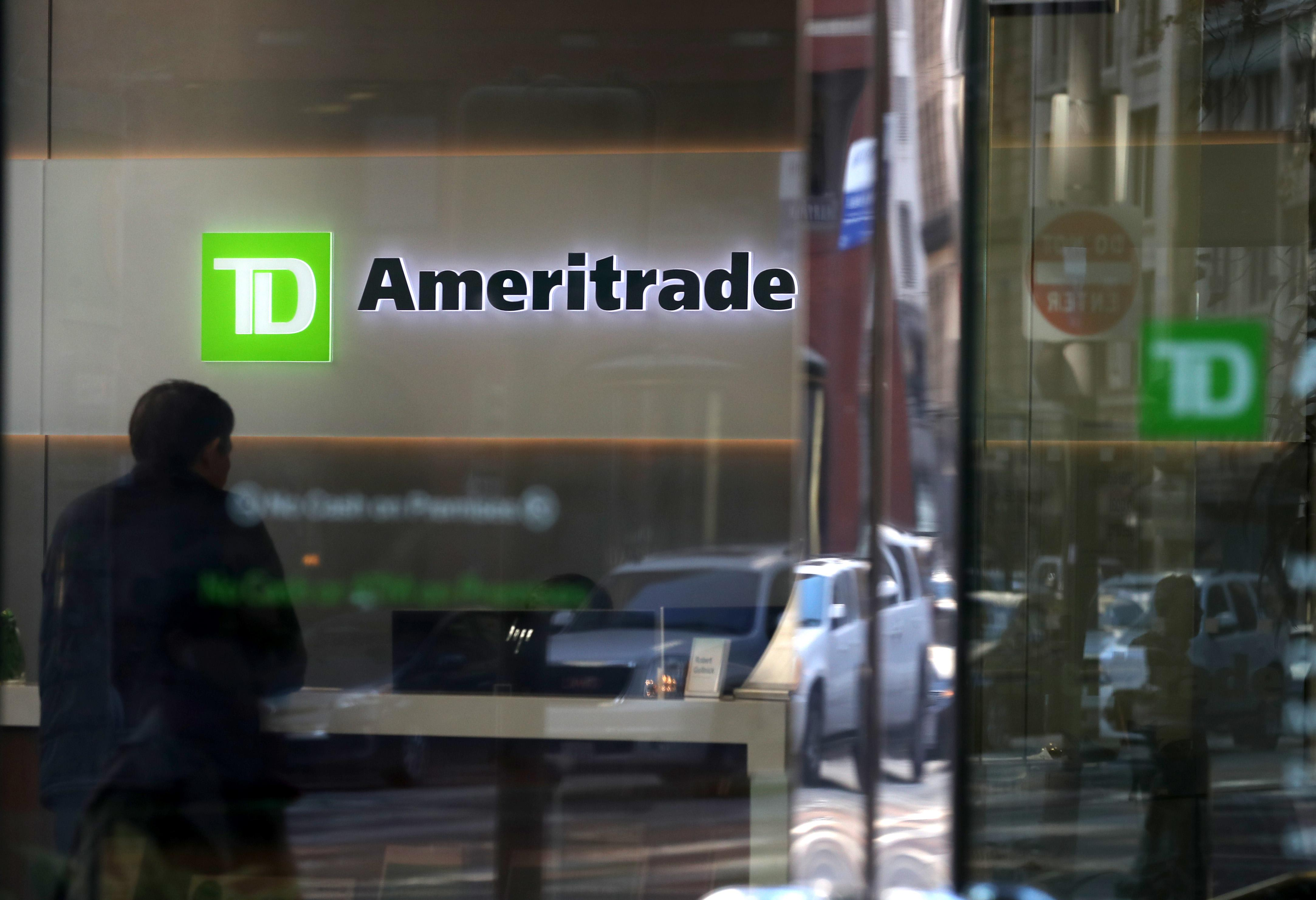 Who Owns TD Ameritrade?