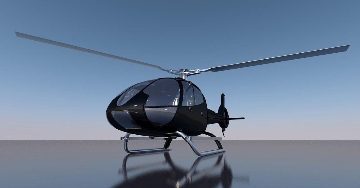 Urban Air Mobility Electric Aircraft