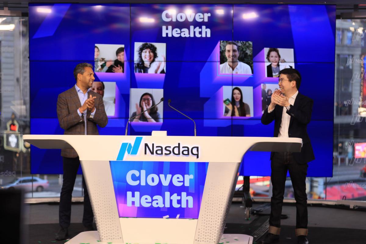 fusion inversée Clover Health