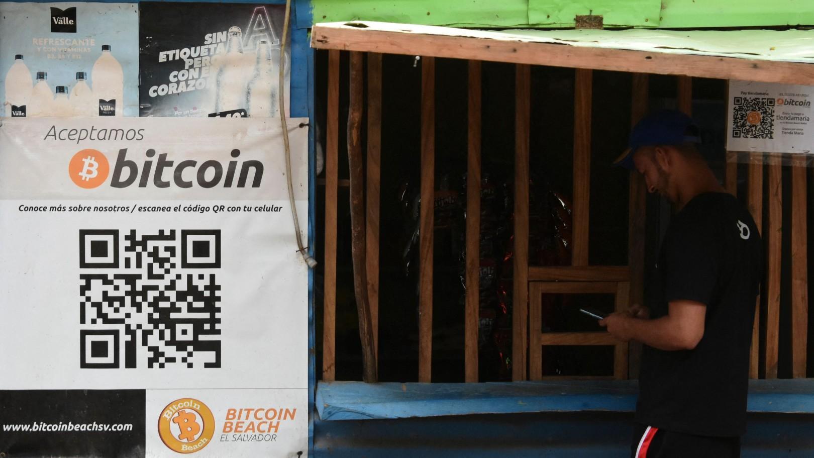 bitcoin du salvador