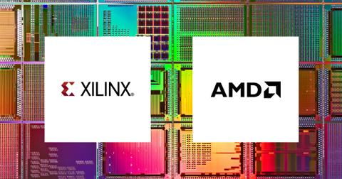 Xilinx Stock Reacts to AMD Deal