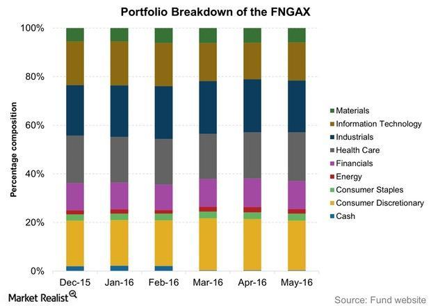 uploads///Portfolio Breakdown of the FNGAX