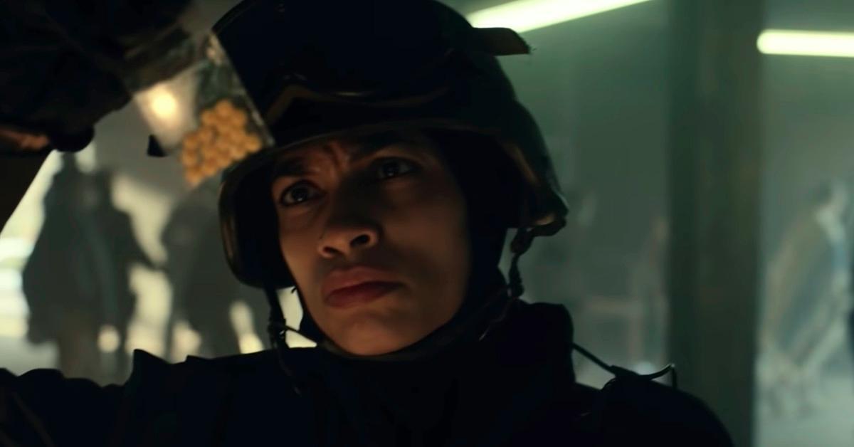 Rosario Dawson in 'Dopesick'
