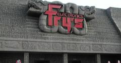 Fry's Electronics store front