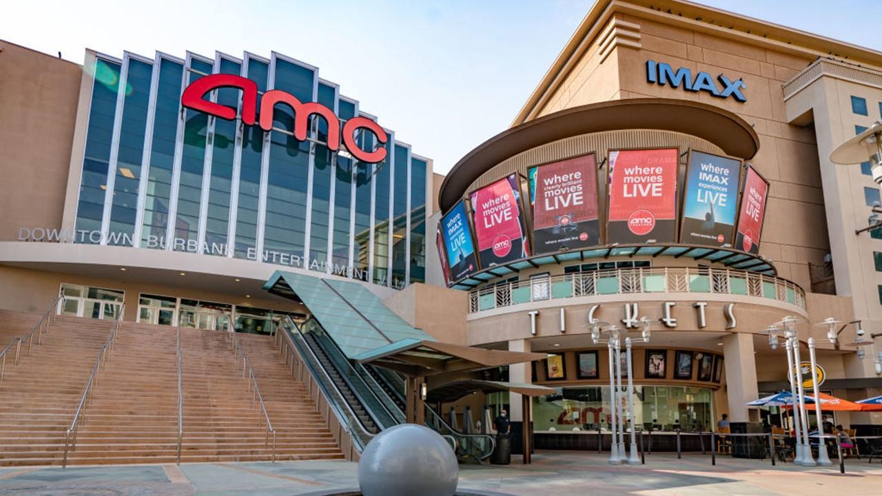 are amc theatres closing