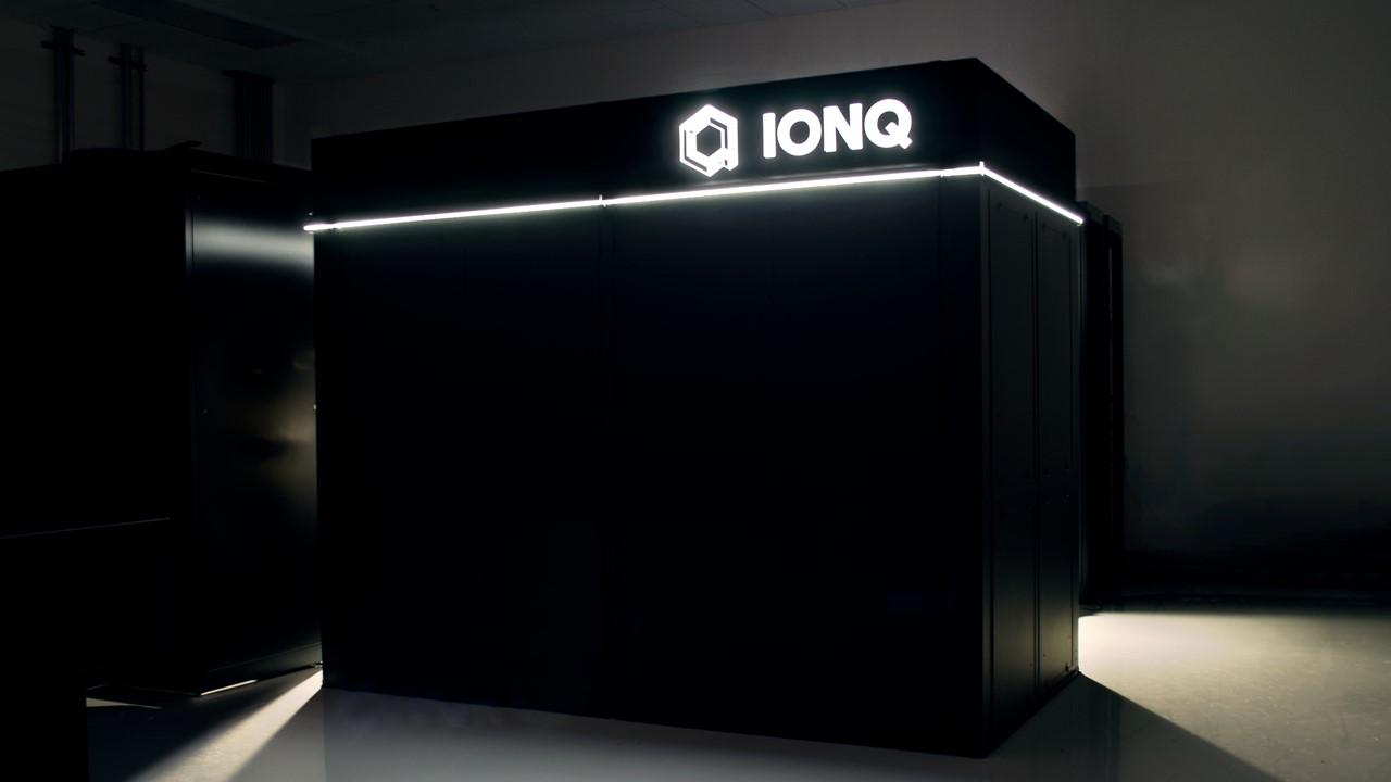 IonQ hardware