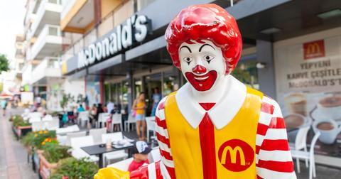 McDonald's Faces Discrimination Lawsuit From Black Franchisees