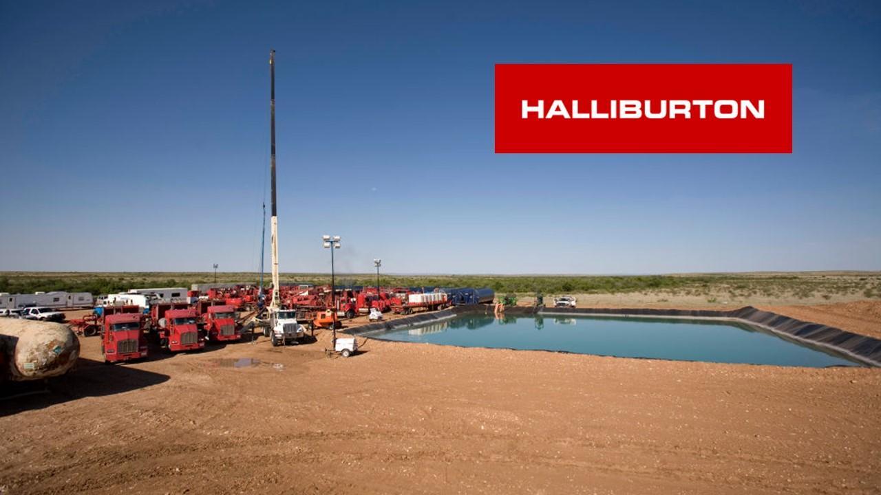 halliburton earnings call