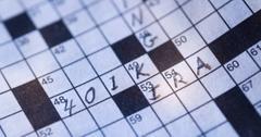 401(k) crossword