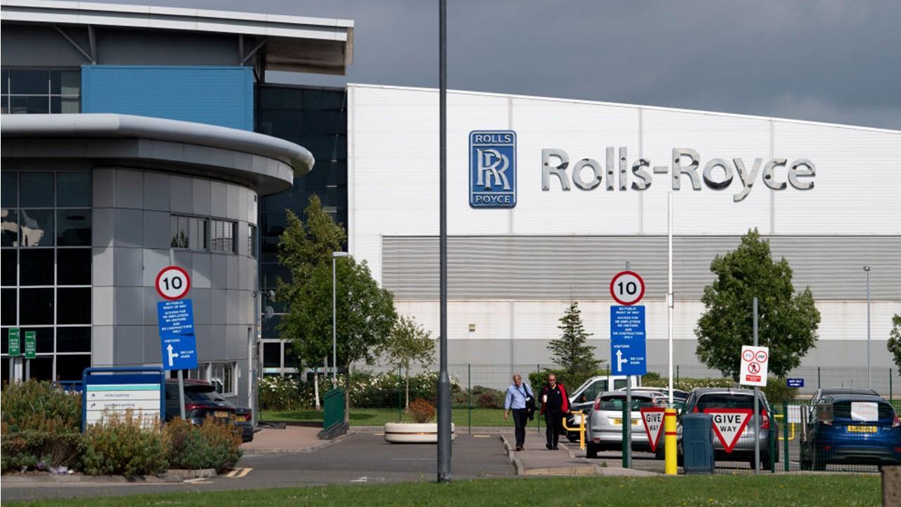 is rolls royce a good stock