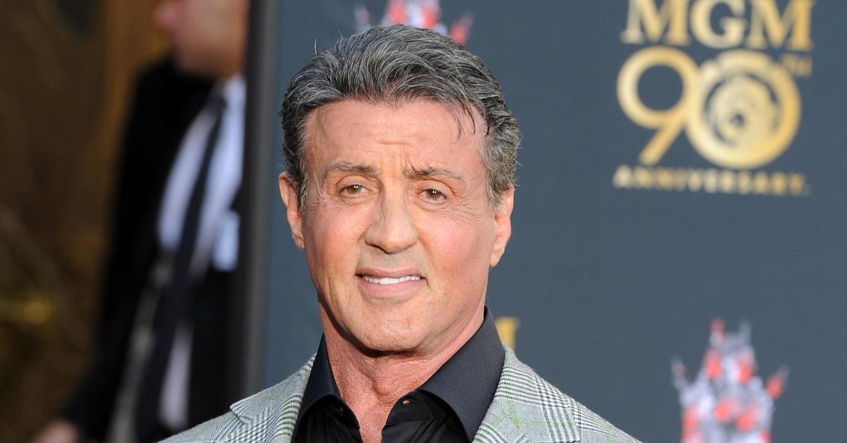 Sylvester Stallone a joué Rocky Balboa