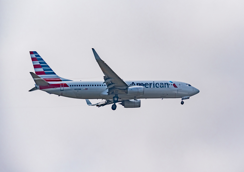 uploads///American Airlines Stock