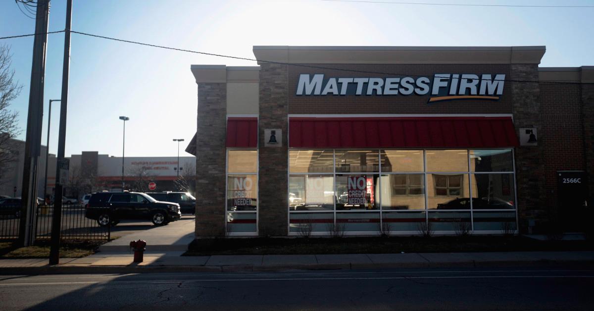 Mattress Firm store