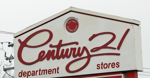 Century 21 Declares Bankruptcy and Hosts Closing Sale