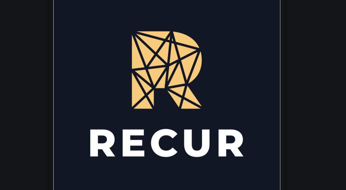 Recur logo