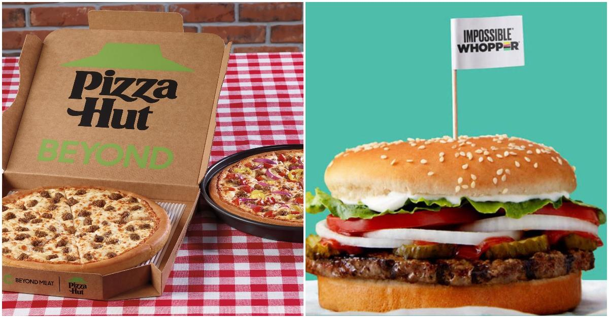 restaurant chains beyond meat impossible