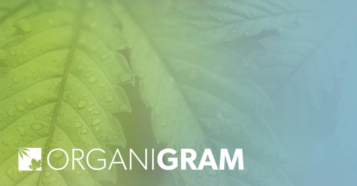 OrganiGram advertisement