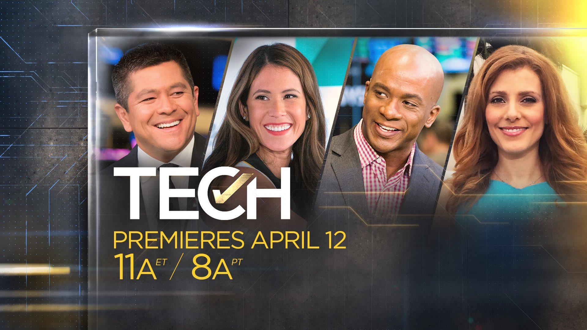 TechCheck hosts