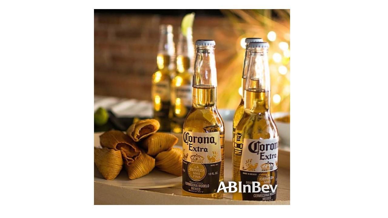 ab inbev corona