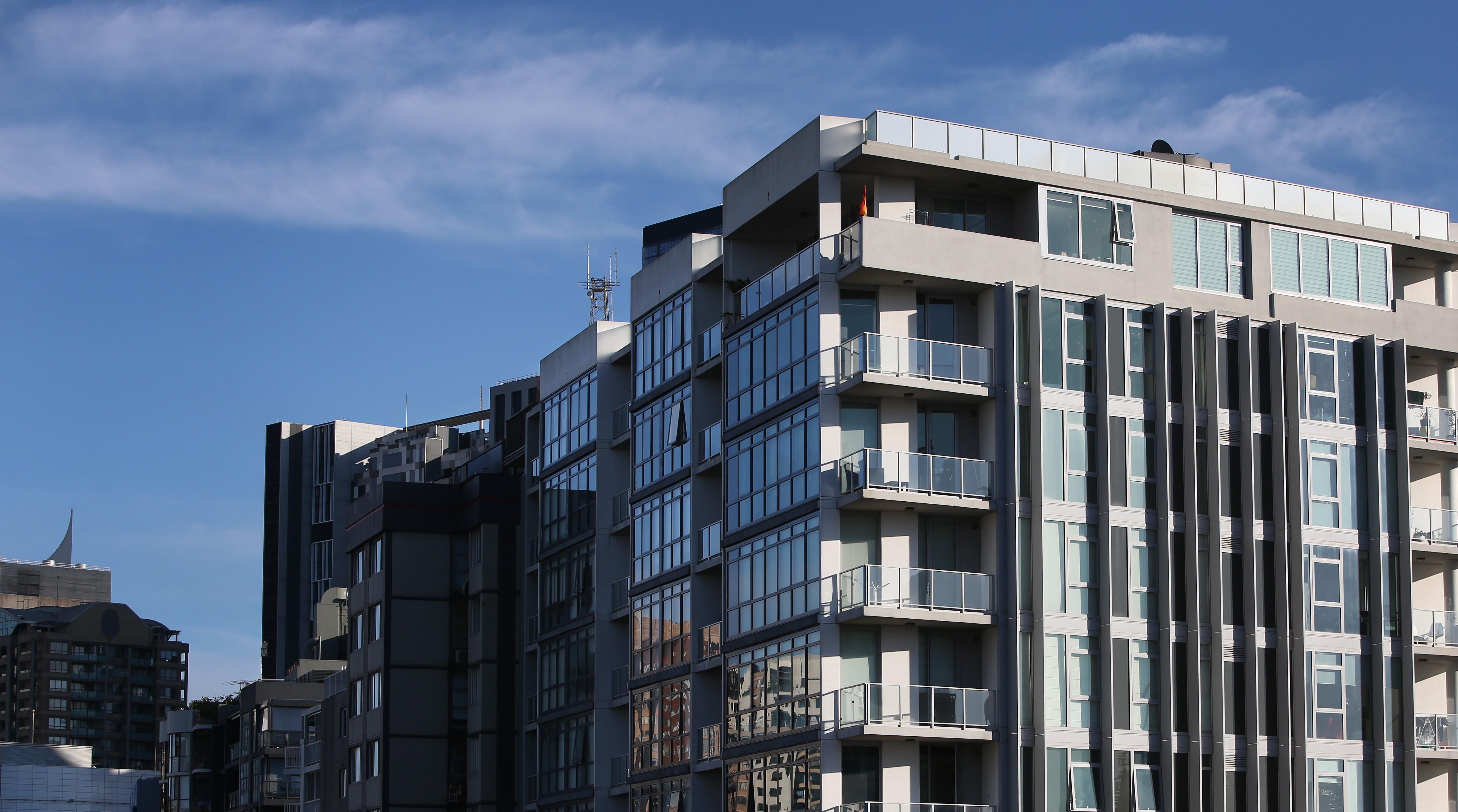 Apartment rental units