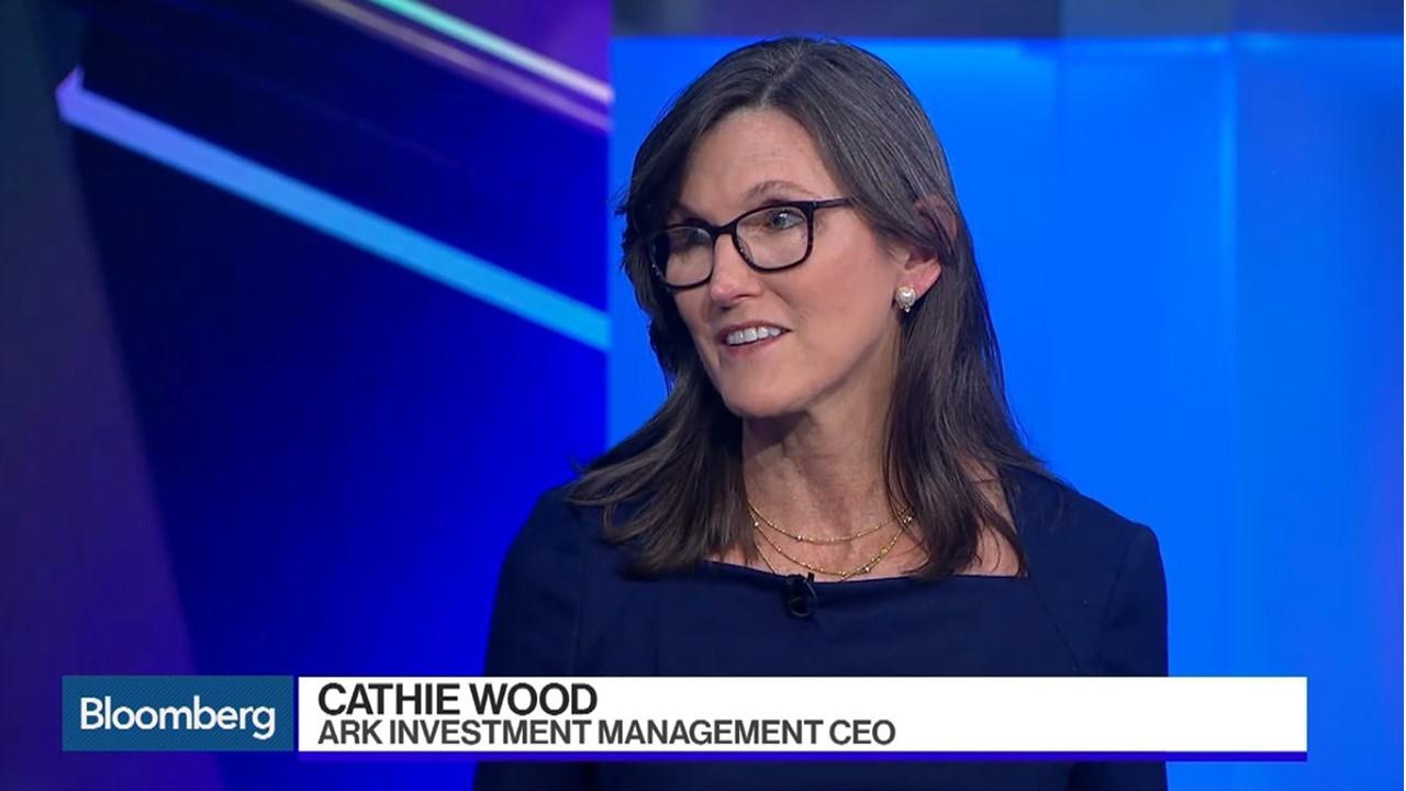 Ark Invest CEO Cathie Wood