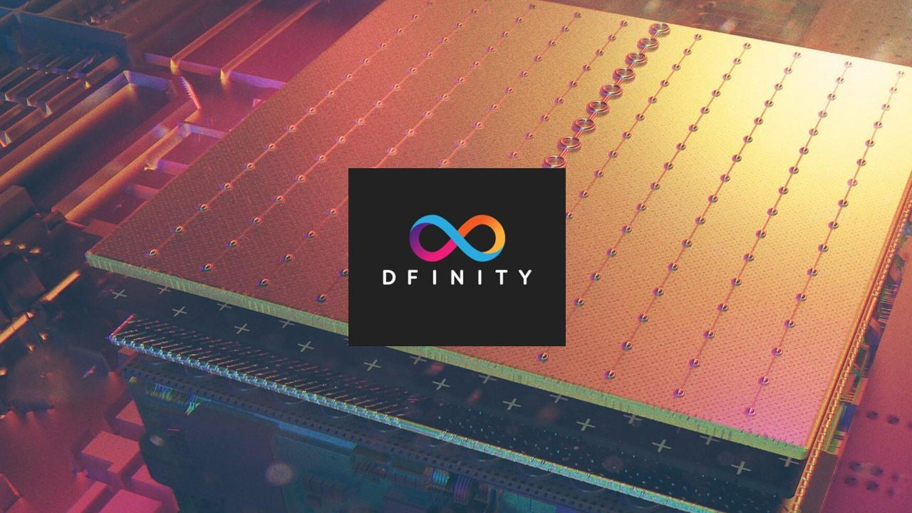 Dfinity manages the Internet Computer project