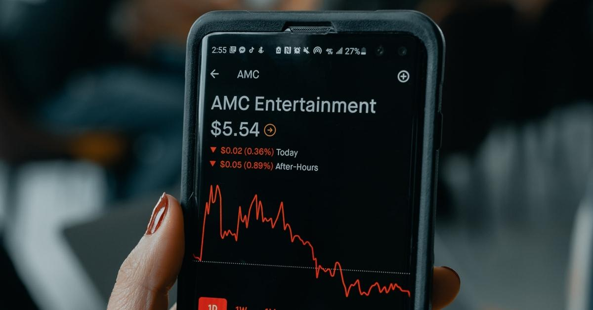 AMC stock short squeeze