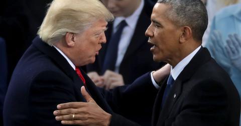 Stock Market Returns Under Obama Versus Trump