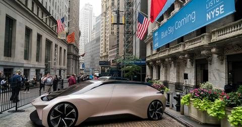 Missed the Rally? Here are Stocks Like NIO