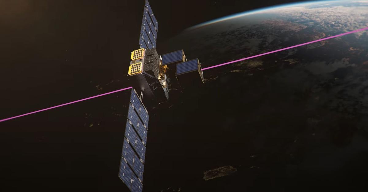 Momentus space transportation equipment