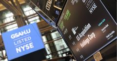 GSAH listing on the NYSE