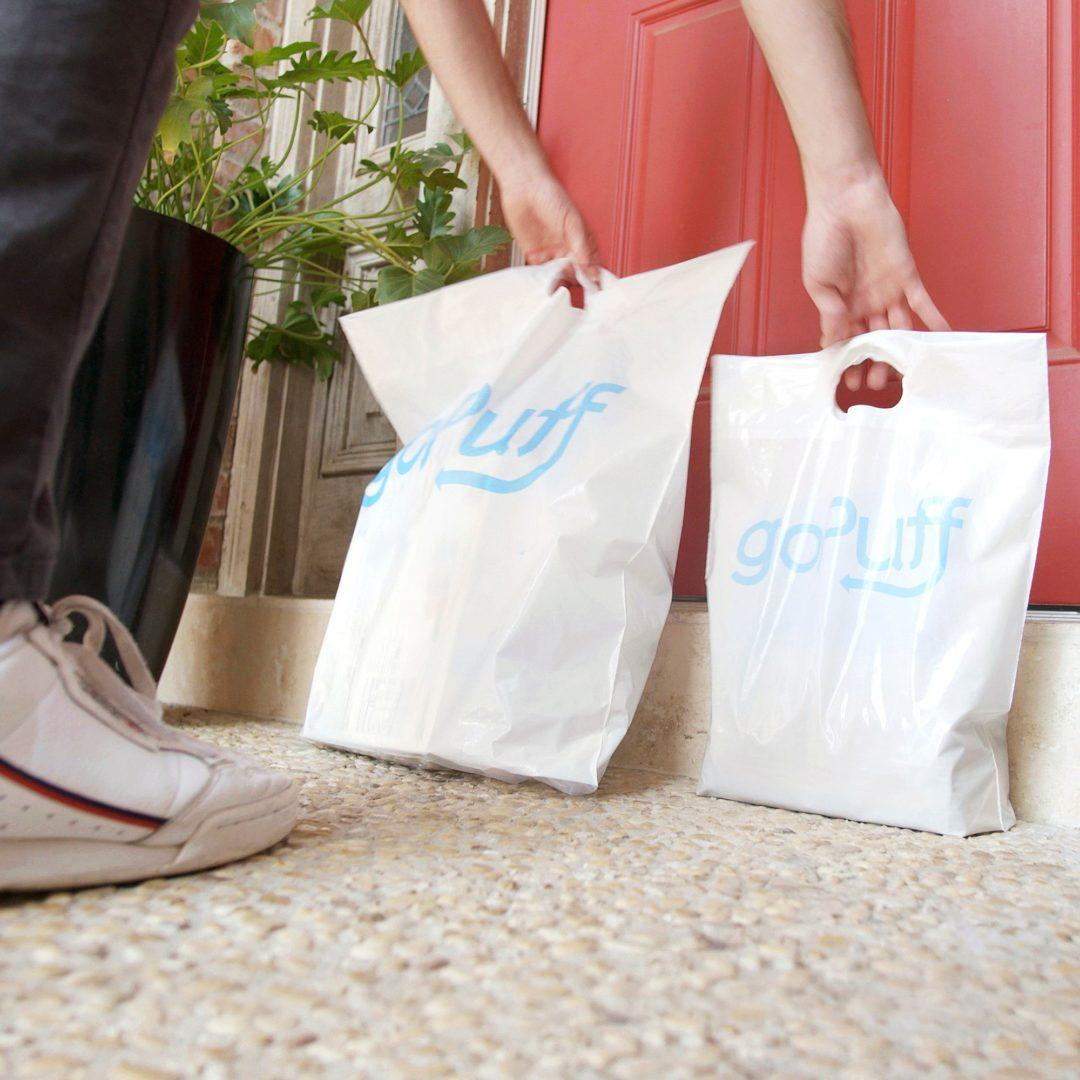 Convenience delivery company goPuff announce a jump in capital funding.