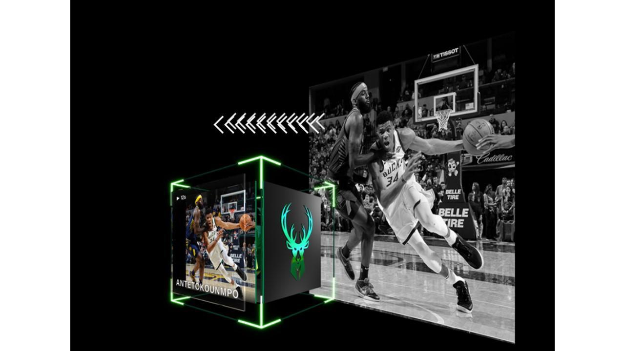 NBA Top Shot example