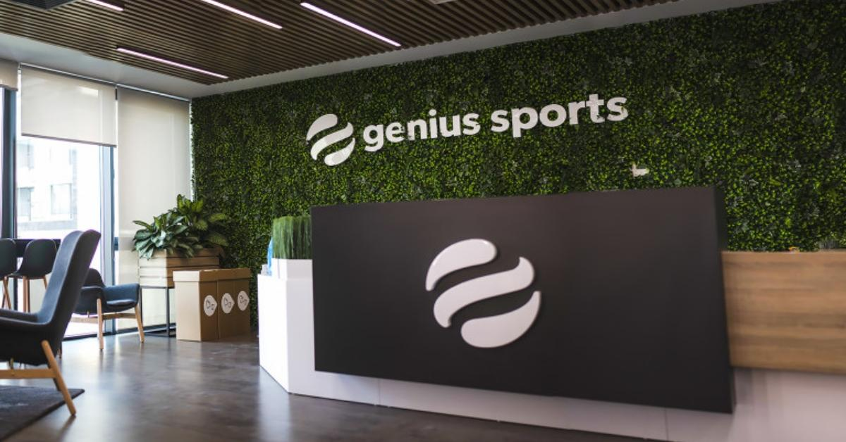 Genius Sports front desk