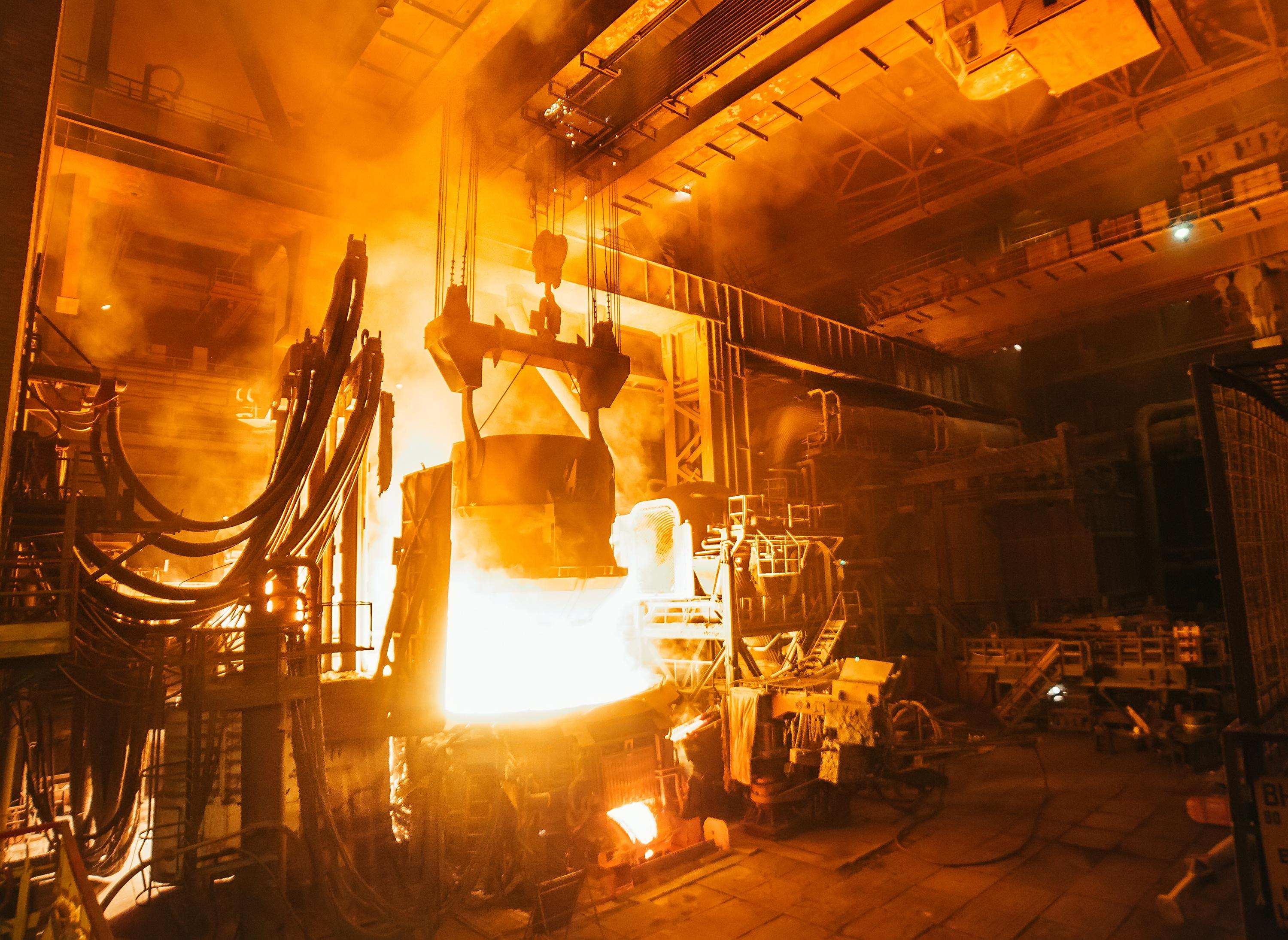 For the US Steel Industry, China's No Longer the Villain!