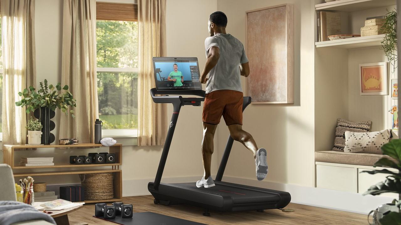 Peloton treadmill