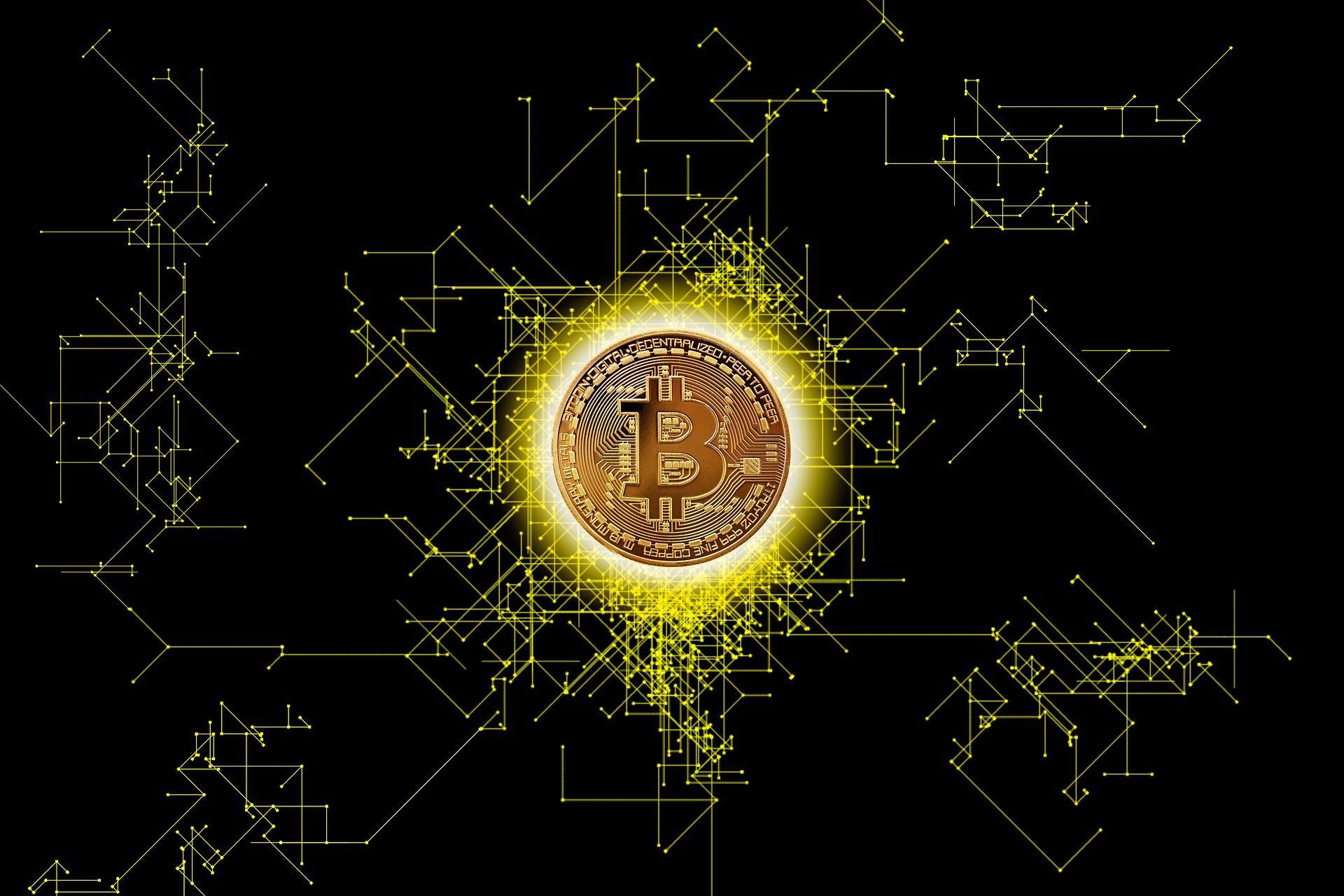Bitcoin Conceptual Art