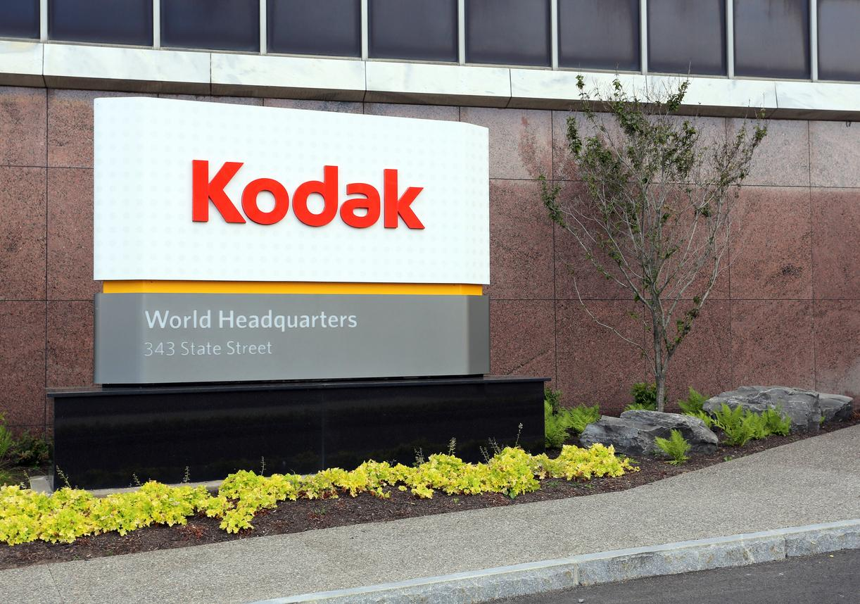 D.E. Shaw Stake Disclosure Boosts Kodak Stock