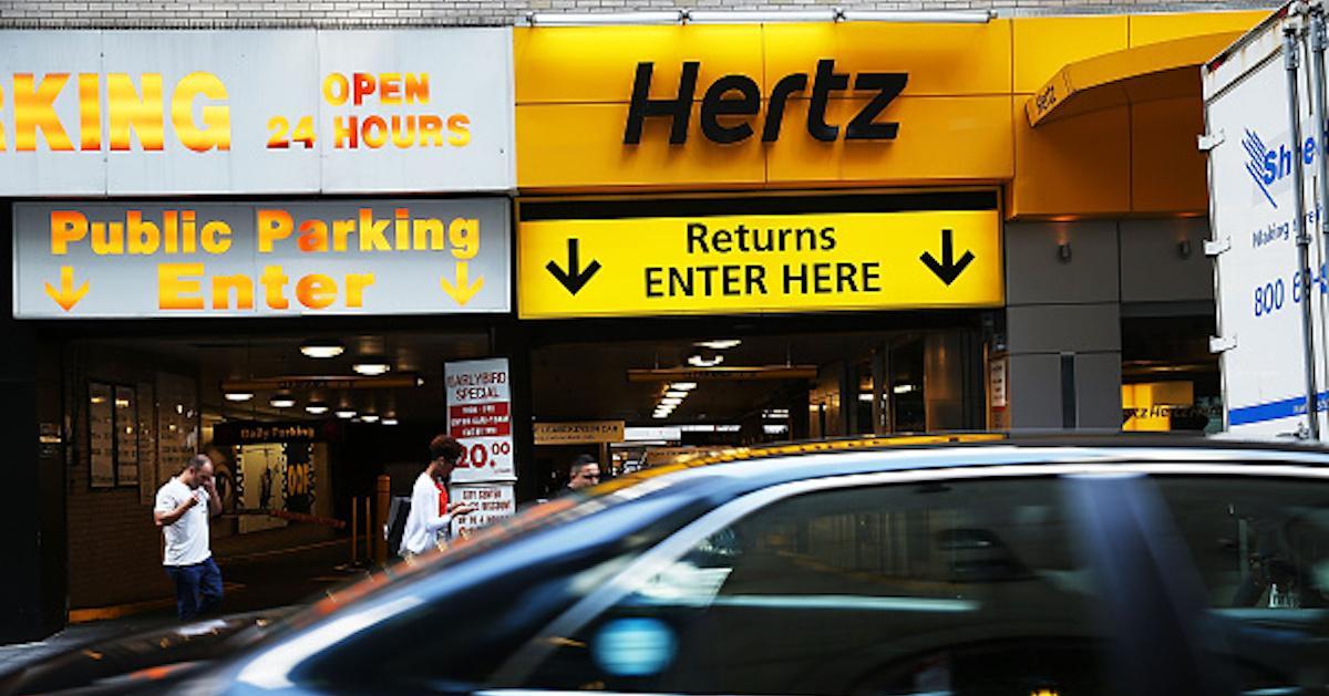 Hertz Rental Company