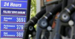 Gas Prices Keep Rising