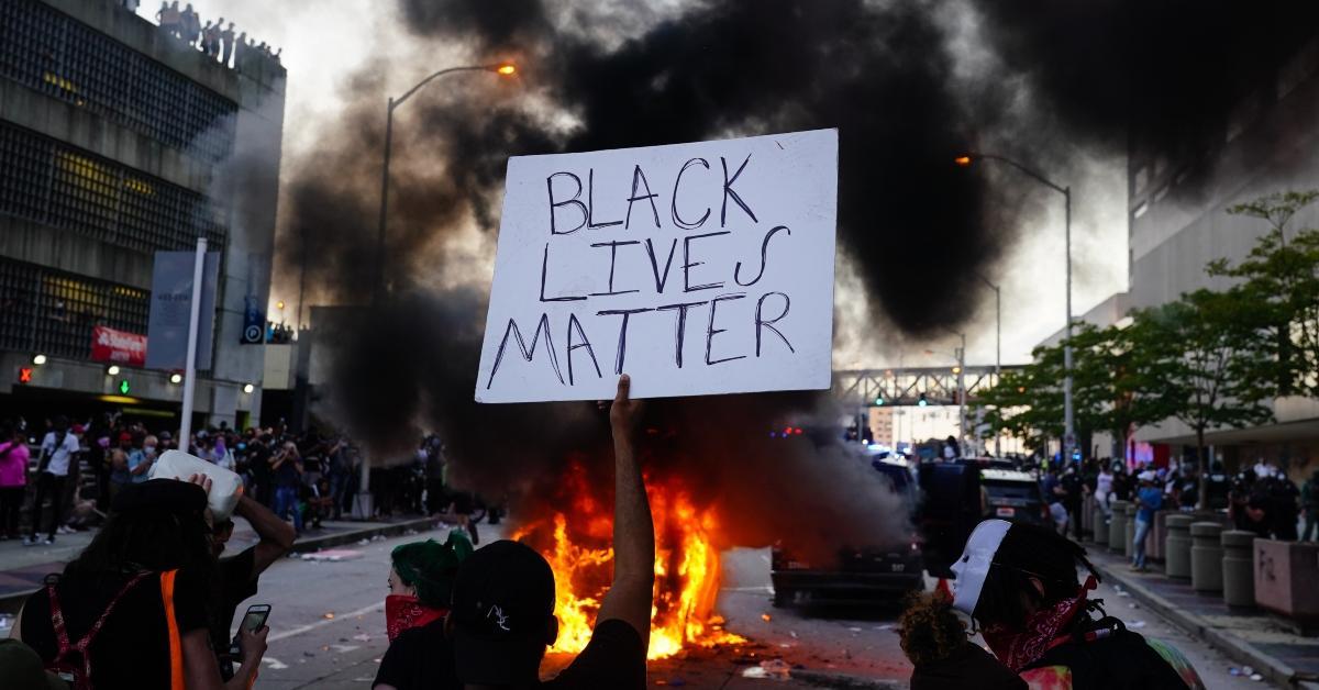 les vies des Noirs comptent