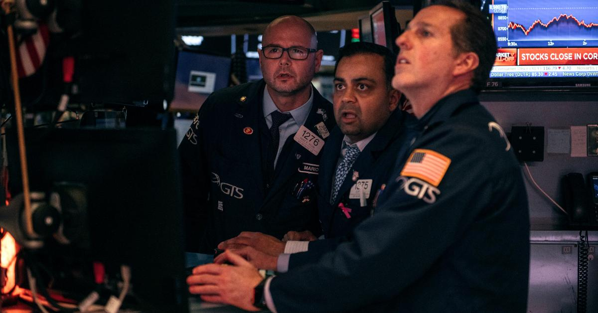 when do most stock market crashes occur